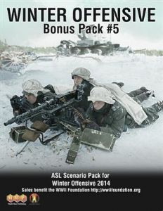 ASL : Winter Offensive Pack 5 (2014)